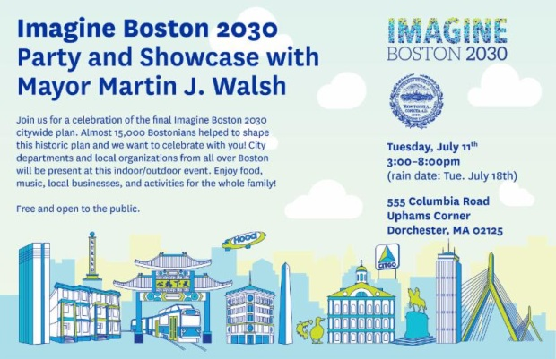 Imagine Boston Block Party